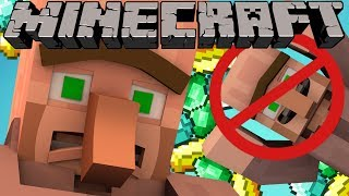 getlinkyoutube.com-Why Villagers Arms are Connected - Minecraft