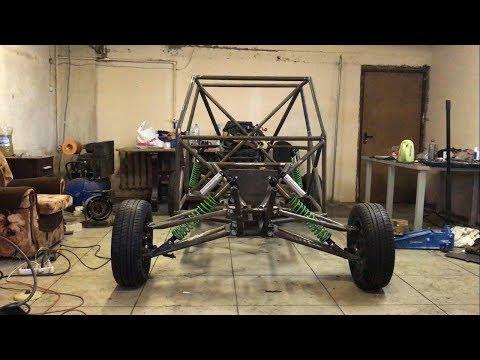 Строим Лютый Запорожец   Yamaha r1 engine