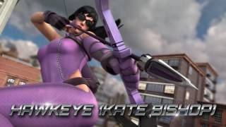 getlinkyoutube.com-[MARVEL Future Fight] Ironheart, Medusa, and Hawkeye (Kate Bishop) join the fight!