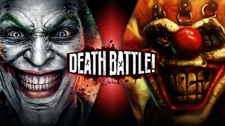 getlinkyoutube.com-Joker VS Sweet Tooth | DEATH BATTLE!