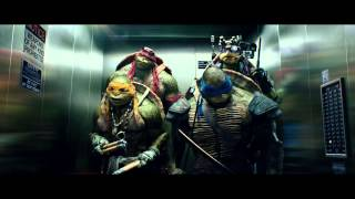getlinkyoutube.com-Teenage Mutant Ninja Turtles - Elevator Clip
