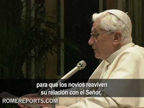Benedicto XVI asegura que la Iglesia combatir los casos de pederastia