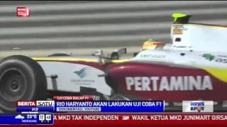 getlinkyoutube.com-Rio Haryanto Bersiap Menjajal F1 di Abu Dhabi