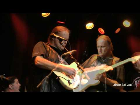 Walter Trout - Saw My Mama Cryin' (2012)
