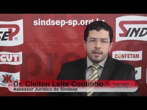 Assessor Jurídico do Sindsep esclarece sobre liberação do fundo de garantia