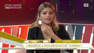 getlinkyoutube.com-¿Háblame de la chuka Iris De Arco en  Tú Mañana