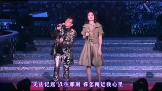 getlinkyoutube.com-陳慧琳 Kelly Chen - 霧之戀 & 花花宇宙 @ 譚詠麟銀河歲月40載演唱會