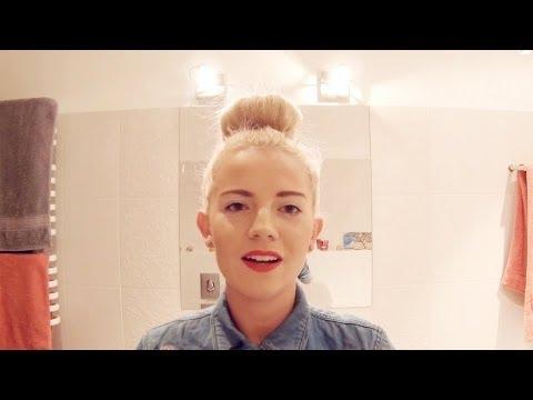 2 w 1: kok i warkocz dobierany - Modne Fryzury Hair Tutorial