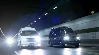 getlinkyoutube.com-GMC Premier Motorcoach Luxury Conversion Van