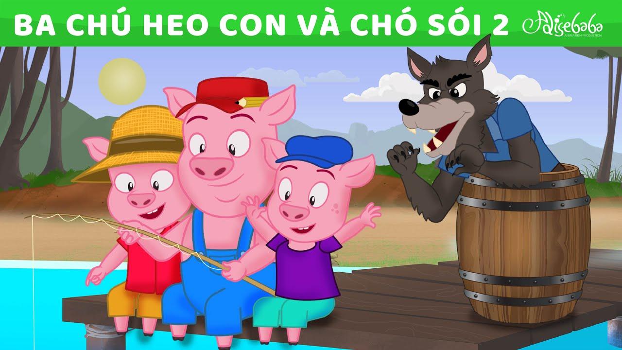 Câu chuyện cổ tích việt nam - Stories for Children Vietnamese