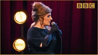 getlinkyoutube.com-Adele at the BBC: When Adele wasn't Adele... but was Jenny!