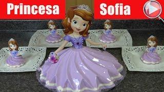 getlinkyoutube.com-Gelatina de Princesa Sofia / Casayfamiliatv