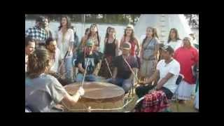 getlinkyoutube.com-Wirikuta Fest  Cantos de Danza de Sol