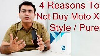 getlinkyoutube.com-4 Reasons To Not Buy Moto X Style/ Pure- Crisp Review