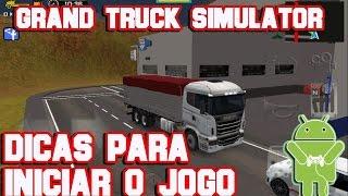 getlinkyoutube.com-Grand Truck Simulator  - Dicas para Iniciar o Jogo