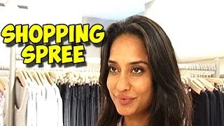 getlinkyoutube.com-Lisa Haydon on a shopping spree