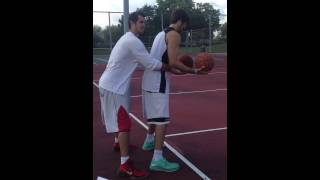 Partner Pull Ball Handling