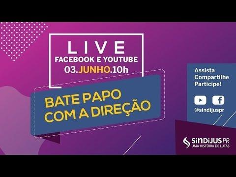 Live: Bate-papo com a direção (10 de junho)