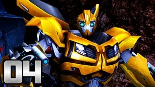 getlinkyoutube.com-Transformers: Prime: The Game - Part 4 - Captured!