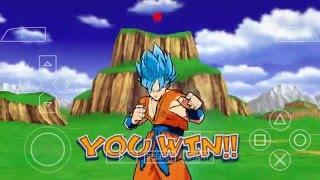 getlinkyoutube.com-Dragon Ball shin budokai 2 |2016/2017 iso Descarga