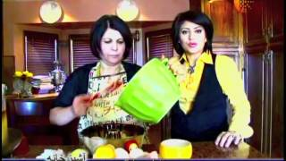getlinkyoutube.com-Ashpazkhana - Cooking with Nazema Momand-Walnut Cake, Sugar Roasted Almonds شيرينباب