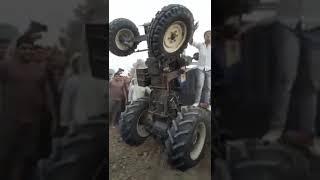 New stunts 744 tractor tochan