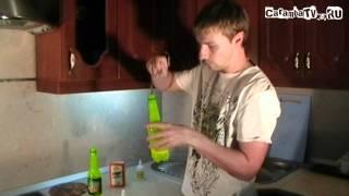 getlinkyoutube.com-Фонарик из бутылки - Это Подтверждено