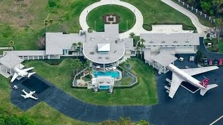 getlinkyoutube.com-Top 10 Most Expensive Actor's Mansion Homes