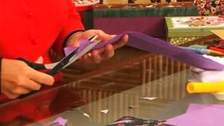 getlinkyoutube.com-Fazendo Arte - bolsinha infantil em cartonagem