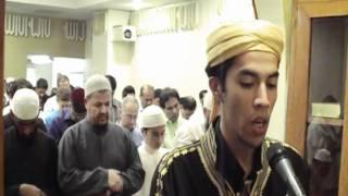 getlinkyoutube.com-Amazing Taraweeh 2011 [Full] 1st night + Dua'a @ USA ICSGV Qari Youssef Edghouch