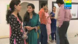 Calleraphy Exhibition of Atif Iqbal & Ambreen Riaz