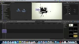 getlinkyoutube.com-How To Make A Intro In Final Cut Pro X