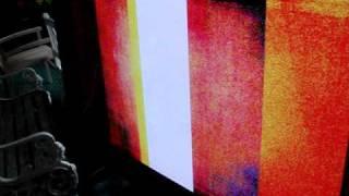 getlinkyoutube.com-LG Plasma TV 50 50PC1D PC1D faulty screen and curcuit boards
