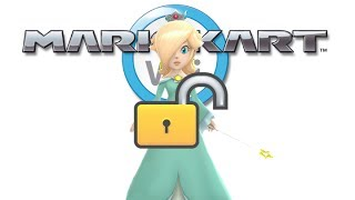 getlinkyoutube.com-Mario Kart Wii - How to unlock all characters, karts and bikes