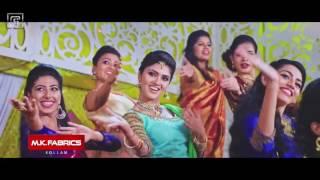 getlinkyoutube.com-MK Fabrics, Kollam | Bangalore Days Commercial | Gayathri R Suresh   from YouTube