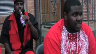 getlinkyoutube.com-West Coast Biz/ 7 BLOODS from Tennessee get Punked by one L.A. Crip (part 1)
