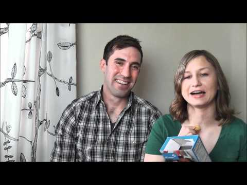 Cookie Review Vlog #11 with Michael Palascak: Girl Scout Trefoils