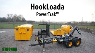 Stronga HookLoada 180 with PowerTrak driven axle – Innovation redefined