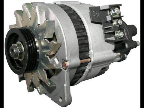 Ремонт генератора Lucas на Ford