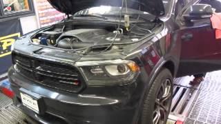 getlinkyoutube.com-2014 Dodge Durango R/T 5.7 hemi Dyno Test