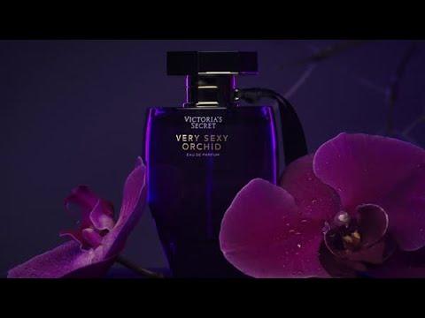 Introducing Very SexyOrchid Eau de Parfum   Victoria's Secret