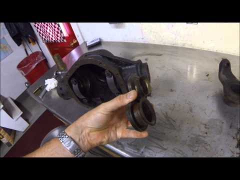 Dana 44 retube part 1
