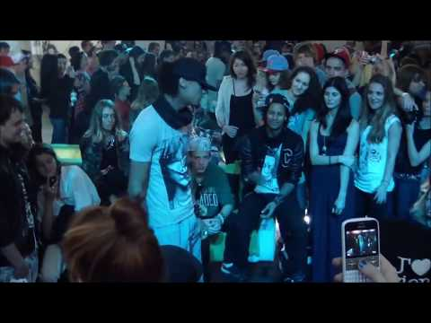 Les Twins Afterparty in Stadia, Saint-Petersburg