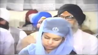 getlinkyoutube.com-Bibi Baljit Kaur Khalsa Kirtan - 1989