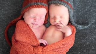 getlinkyoutube.com-Melissa Rieke Photography ~ Newborn Twins