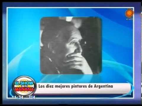 los 10 mejores pintores argentinos 13 08 2013