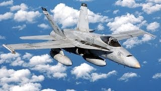 getlinkyoutube.com-Boeing F/A-18 Hornet Anatomy of the FA-18 Hornet Fighter Attack Airplane