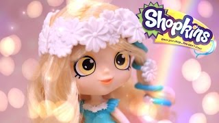 getlinkyoutube.com-Unbox Daily: FIRST LOOK- Shopkins Shoppies | Topkins | Cutie Cars | Happy Places | Lil Shoppies - 4K