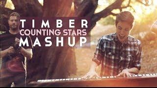 getlinkyoutube.com-Timber / Counting Stars MASHUP (Ke$ha/OneRepublic) - Sam Tsui