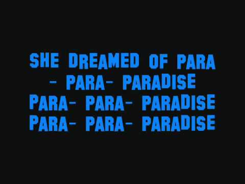 Paradice lyrics by Coldplay